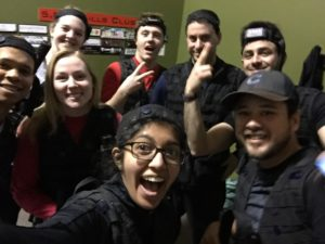 Ashton Group Laser Tag 2017