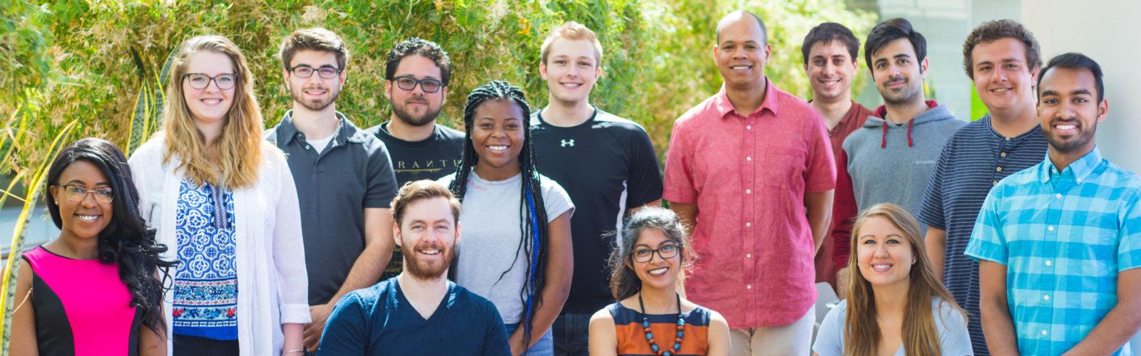 Ashton Lab Group 2018
